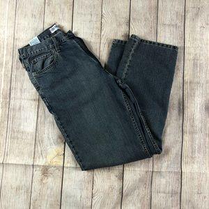 Levi's Denizen 285 Relaxed Fit Blue Denim Jeans